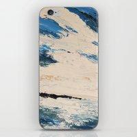 Breakwaters iPhone & iPod Skin
