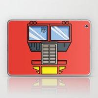 Transformers - Optimus Prime Laptop & iPad Skin