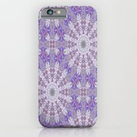 Jungle Kaleidoscope Amethyst II iPhone 6 Slim Case