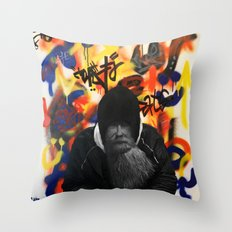 The Issue Throw Pillow