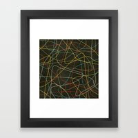 Loom Knox Framed Art Print