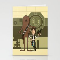 EP4 : Han & Chewie Stationery Cards