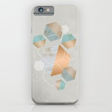 Honeycomb Concrete iPhone 6s Slim Case