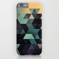 iPhone Cases featuring ynclyssy by Spires