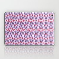 Gem Tone Watercolor Diamonds Laptop & iPad Skin