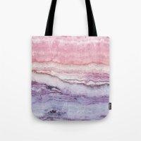 Mystic Stone Serenity Cr… Tote Bag
