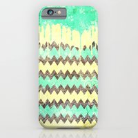 iPhone & iPod Case featuring Chevron Dream III - for iphone by Simone Morana Cyla