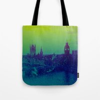 It's Cold, But Not Gray Tote Bag
