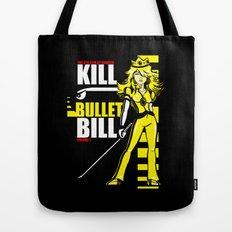 Kill Bullet Bill (Black/Yellow Variant) Tote Bag
