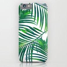 Palm Paradise #society6 #decor #buyart Slim Case iPhone 6s