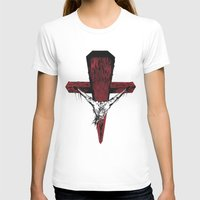 jesus T-shirts featuring Jesus by Robert Cooper