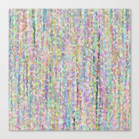 Showers Canvas Print