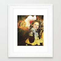 Memento Mori 6 Framed Art Print