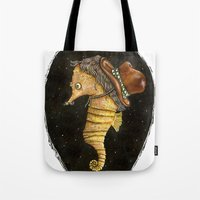 Time Travels With Us Tote Bag