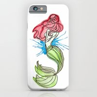 Mermaid Wishes iPhone 6 Slim Case