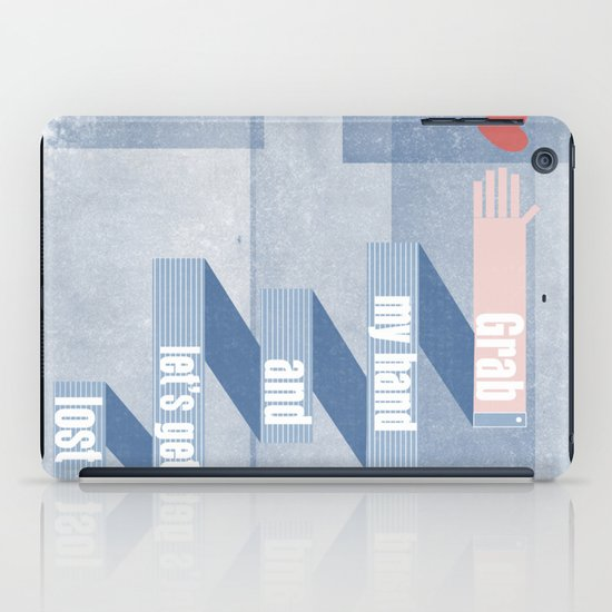 grab my hand... iPad Case