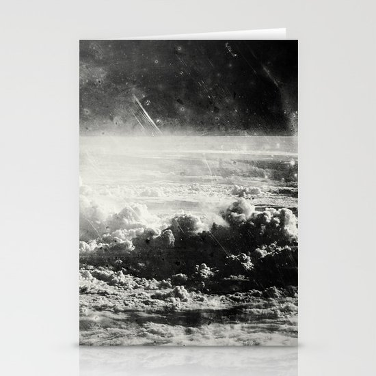 Somewhere Over The Clouds (I Stationery Card