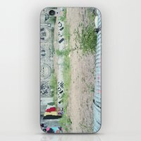 Castle Hill History iPhone & iPod Skin