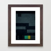 LYVYLS Framed Art Print