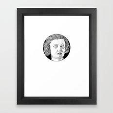 Costanza Framed Art Print