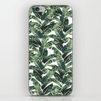 BANANA LEAF iPhone & iPod Skin