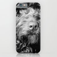 iPhone Cases featuring HARRY by Pete Edmunds