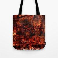 Re-make  Tote Bag