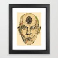 Being John Malkovich Framed Art Print