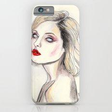 Debbie harry by Warhol  iPhone 6 Slim Case
