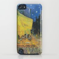 Cafe Terrace At Night By… iPod touch Slim Case