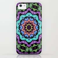 iPhone Cases featuring Butterfly Kaleidoscope by Tania Allman Art