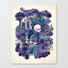 Biodiverse Canvas Print