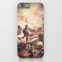 iPhone & iPod Case featuring 'Television' by Tim Green