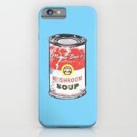 Mario Bro's Mushroom Sou… iPhone 6 Slim Case