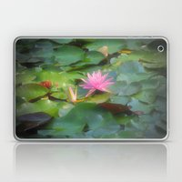 Lilly Pad Laptop & iPad Skin