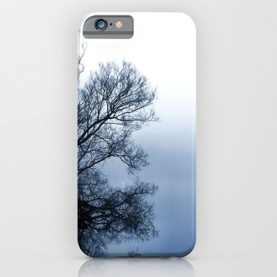 Swans in the Mist iPhone & iPod Case