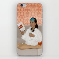 Holly, Breakfast At Tiff… iPhone & iPod Skin