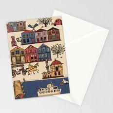 Urban Regeneration Stationery Cards