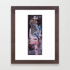 lost in you Framed Art Print