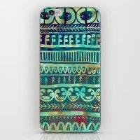 Noni- Green iPhone & iPod Skin