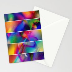 Aura Dream I (Five Panels Series) Stationery Cards