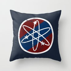 Big Bang Party Throw Pillow