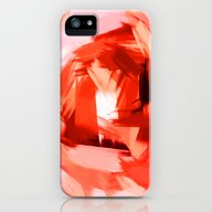 BLOSSOMS - COLORS II iPhone (5, 5s) Slim Case