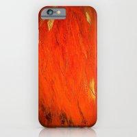 Vintage Orange cases iPhone 6 Slim Case