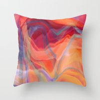 I Love That Song! Throw Pillow