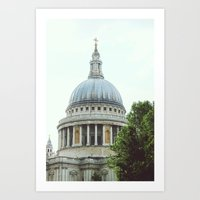St Paul's Art Print