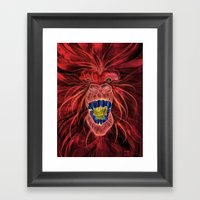 aBOMBminable Framed Art Print