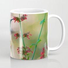 Jamaican Hummingbird Drinking Nectar (macrophotography) Mug