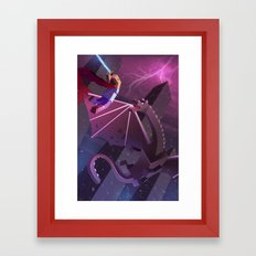 The Last Stand (Standard edition) Framed Art Print