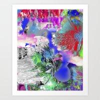 Ardonia Art Print